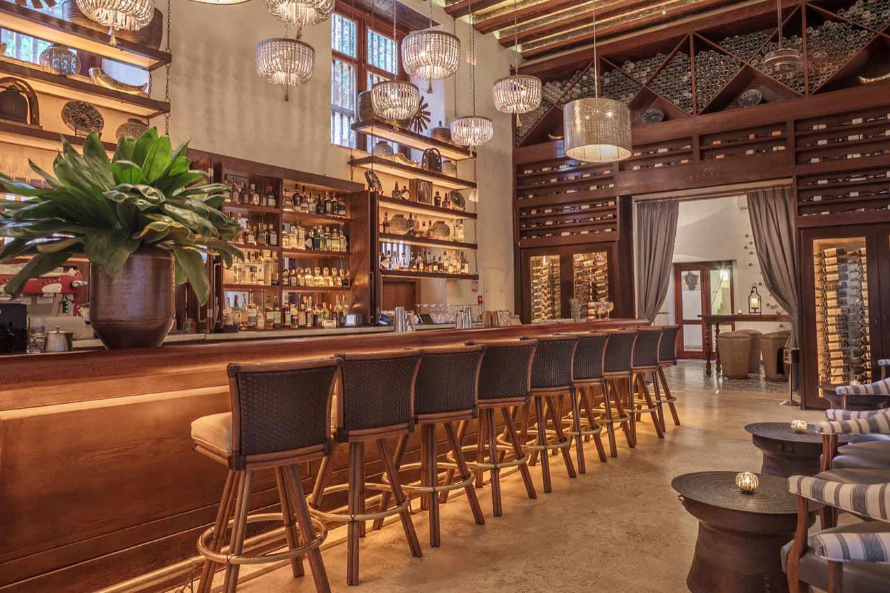 Alma restaurant casa san agust n - Interiores de restaurantes ...